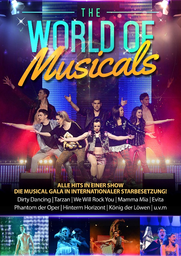 Kulturhaus Plessa The World of Musicals web
